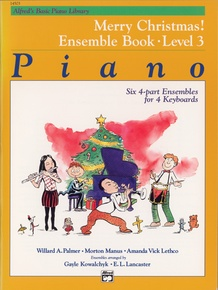 Alfred's Basic Piano Library: Merry Christmas! Ensemble, Book 3