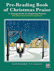 Pre-Reading Book of Christmas Praise