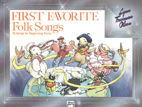 First Favorite Folk Songs