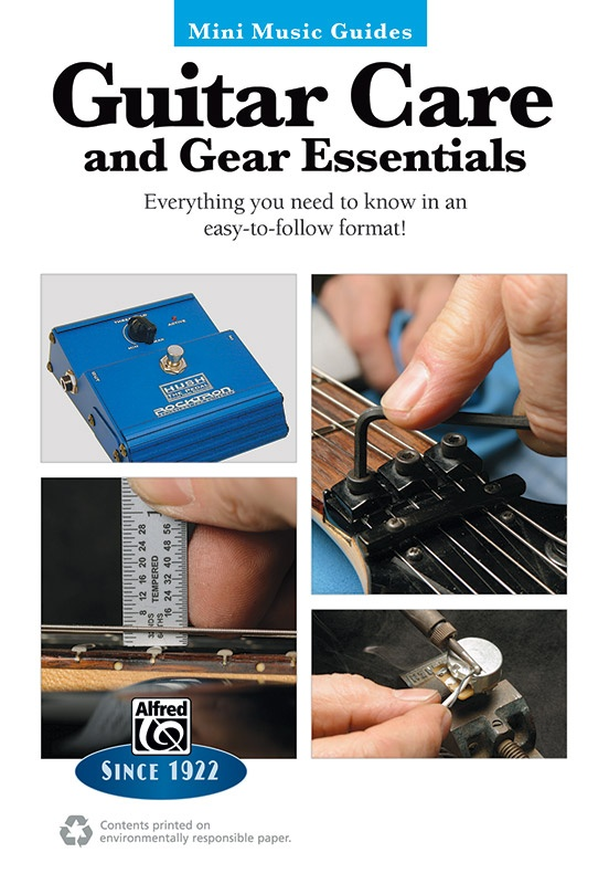 Mini Music Guides: Guitar Care and Gear Essentials