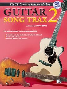 Belwin's 21st Century Guitar Song Trax 2