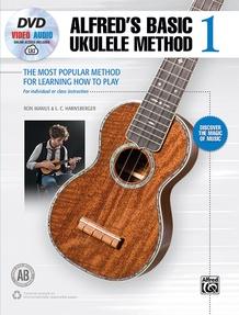 Alfred's Basic Ukulele Method 1