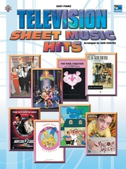 Television Sheet Music Hits