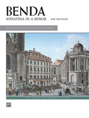 Benda, Sonatina in A Minor