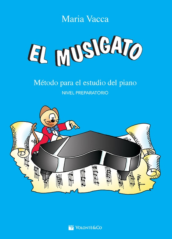 El Musigato Nivel Preparatorio (Spanish Edition)