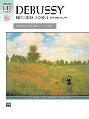 Debussy, Préludes, Book 1