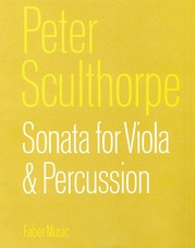 Sonata for Viola and Percussion
