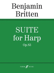 Suite for Harp, Opus 83