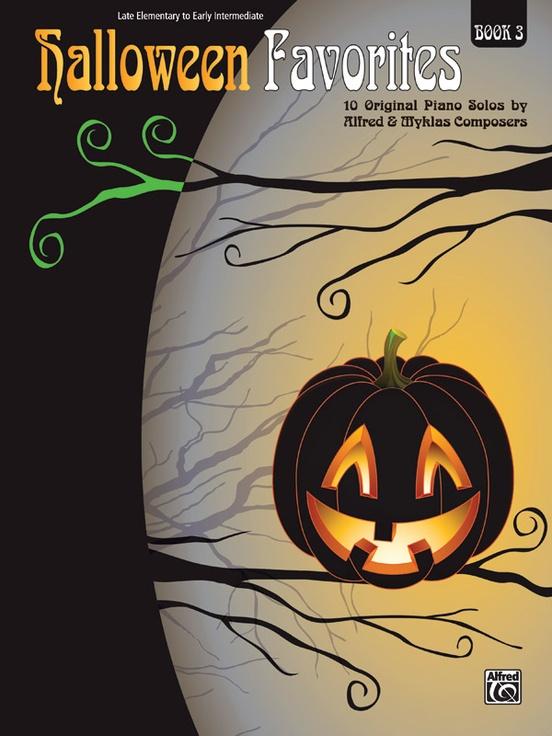 Halloween Favorites, Book 3