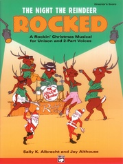 The Night the Reindeer Rocked!