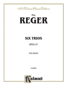 Six Trios, Opus 47