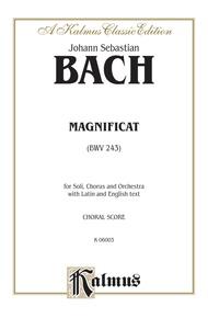 Magnificat (BWV 243)