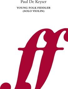 Young Folk Fiddler