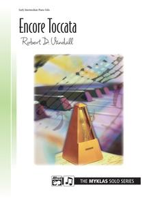 Encore Toccata