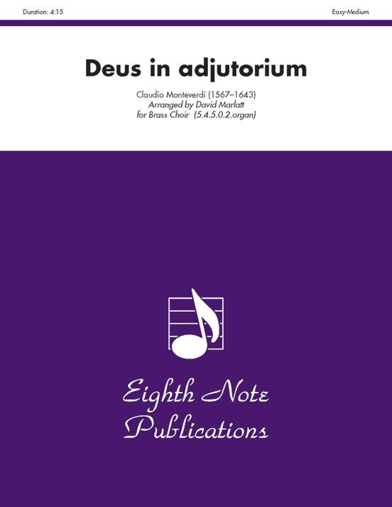 Deus in Adjutorium