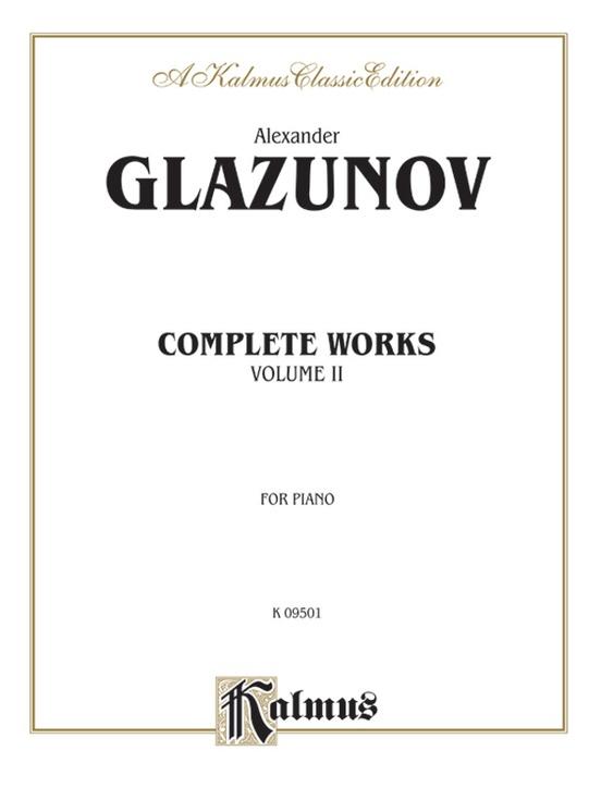 Works by Scarlatti, Domenico