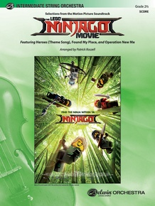 <i>The LEGO® Ninjago® Movie™</i>: Selections from the Motion Picture Soundtrack