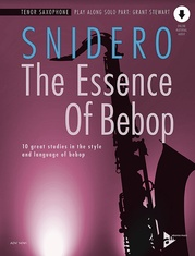 The Essence of Bebop: Tenor Saxophone