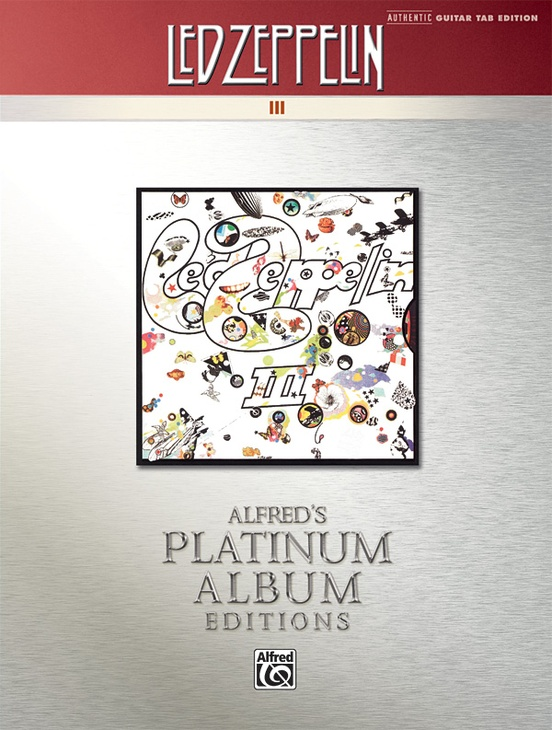 Led Zeppelin: III Platinum Album Edition