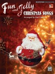 Fun & Jolly Christmas Songs, Book 2
