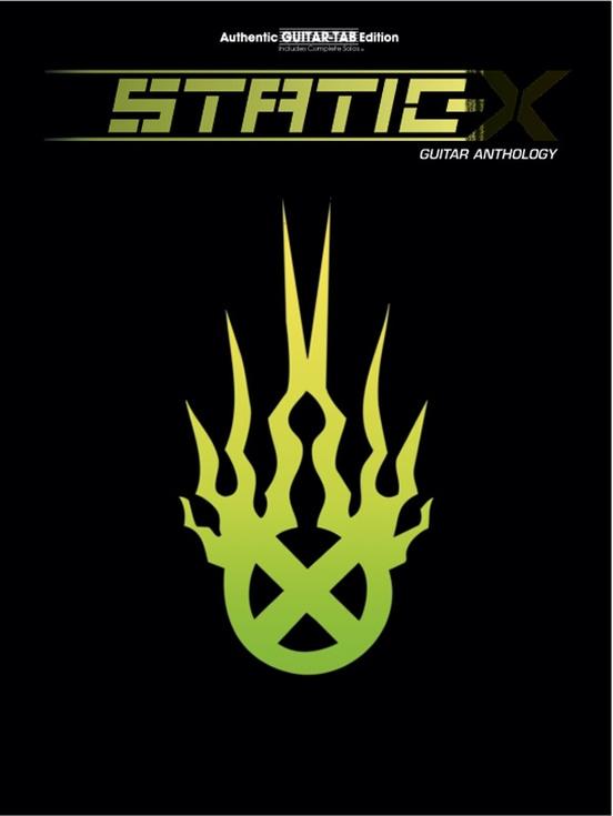 Static-X: Guitar Anthology Series