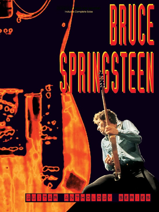 Bruce Springsteen: Guitar Anthology Series