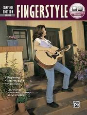Complete Fingerstyle Guitar Method Complete Edition