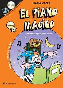 El Piano Magico Primer Volumen