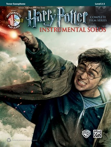 <i>Harry Potter</i>™ Instrumental Solos