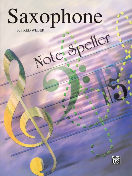 Saxophone Note Speller (Bar. T.C.)