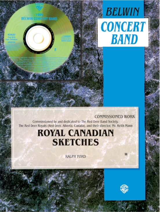 Royal Canadian Sketches