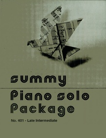 Summy Solo Piano Package, No. 401