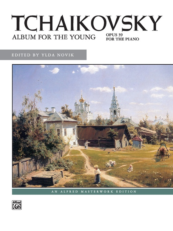 Album for the Young, Opus 39