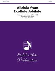 Alleluia (from Exultate Jubilate)