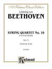 String Quartet in E-flat Major, Opus 74