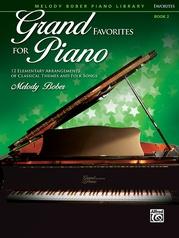Grand Favorites for Piano, Book 2