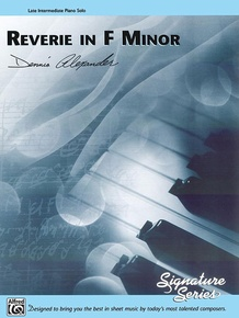 Reverie in F Minor