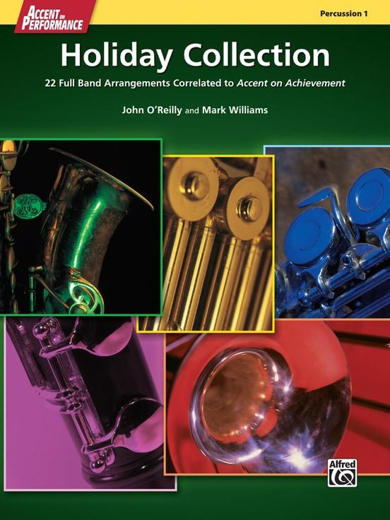 accent on achievement book 1 percussion