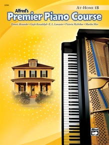 Premier Piano Course, At-Home 1B