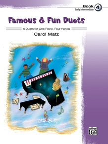 Famous & Fun Duets, Book 4