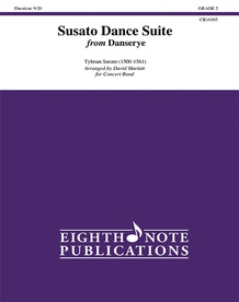 Three Susato Dances from <i>The Danserye</i>