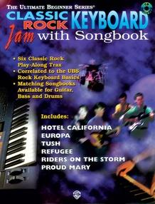 Ultimate Beginner Series Classic Rock Keyboard Jam Pack