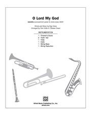O Lord, My God