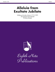 Alleluia (from Exultate Jubilate)
