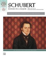 Schubert, Rondo in A Major, Opus 107, D. 951