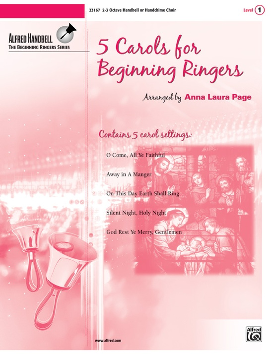 5 Carols for Beginning Ringers
