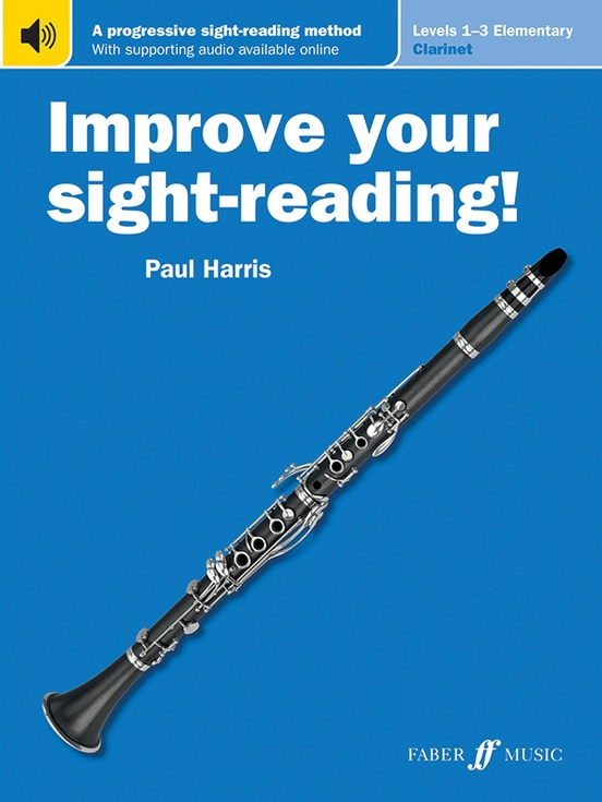 Improve Your Sight-Reading! Clarinet, Levels 1-3 (Elementary)