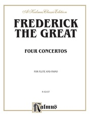 Four Concertos for Flute and Piano