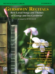 The Young Pianist's Library: Gershwin Recital Pieces, Book 14C