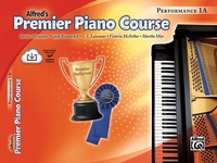 Premier Piano Course, Performance 1A